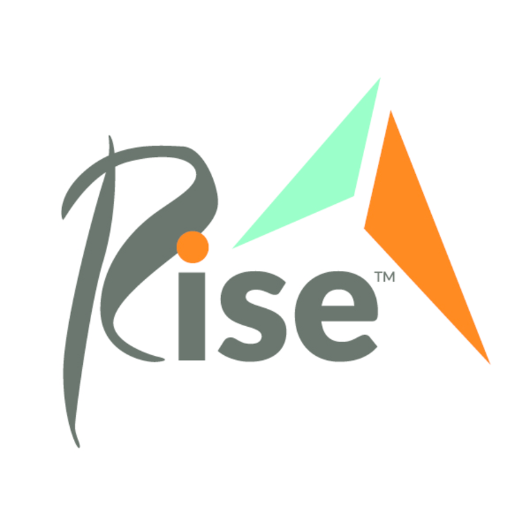 RISE INCORPORATED logo