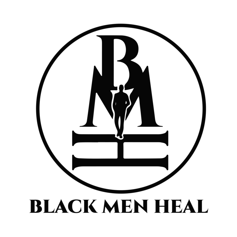 Black Men Heal logo