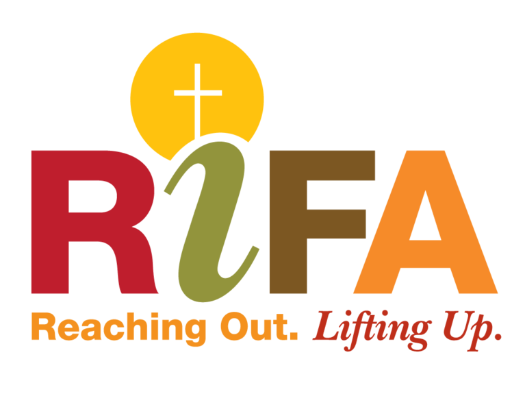 Regional Inter-Faith Association logo