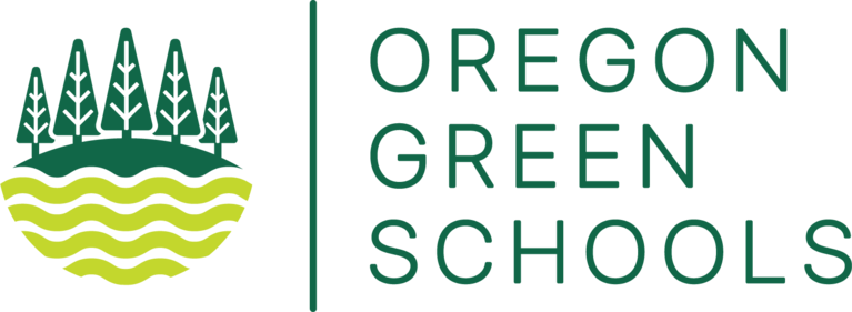 Oregon Green Schools Association logo