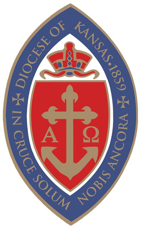 Episcopal Church Diocese of Kans logo