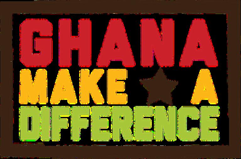 Ghana Make A Difference Inc logo