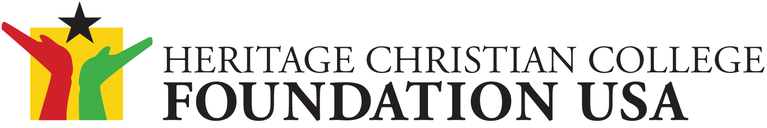 HERITAGE CHRISTIAN COLLEGE FOUNDATION USA logo