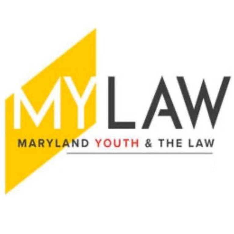 Maryland Youth & the Law logo