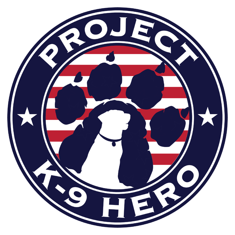 PROJECT K9 HERO logo