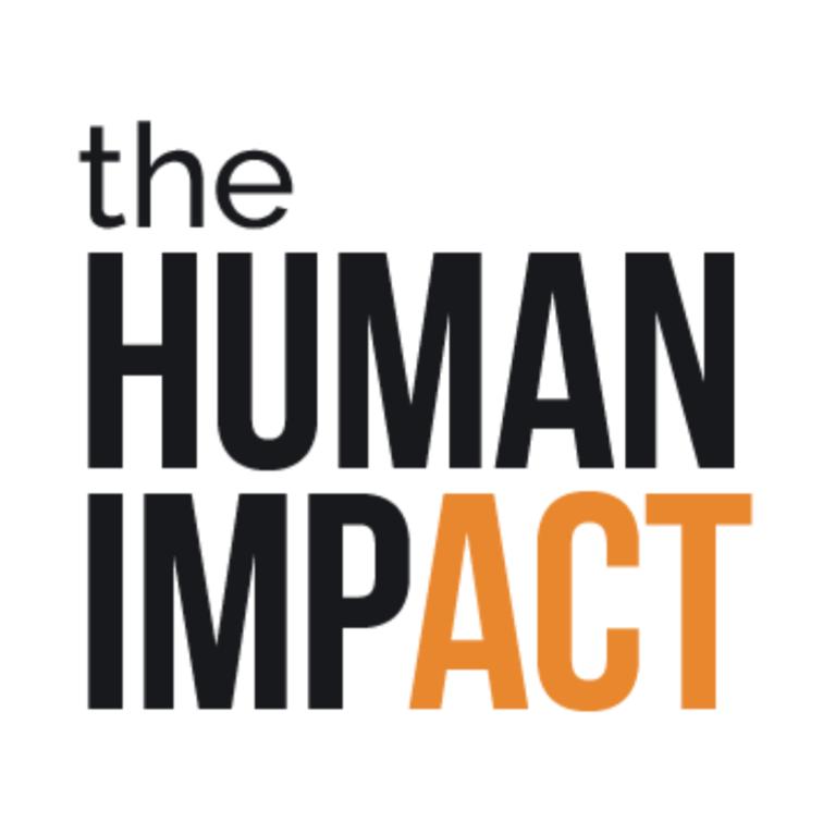 THE HUMAN IMPACT logo