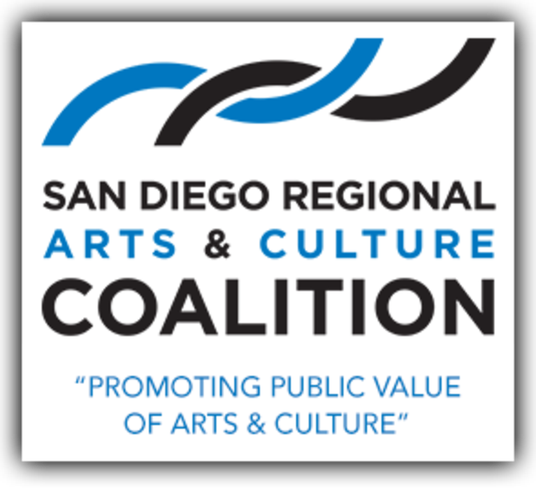 San Diego Regional Arts & Culture Coalition logo