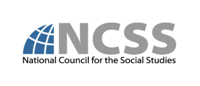 NATIONAL COUNCIL FOR THE SOCIAL STUDIES logo