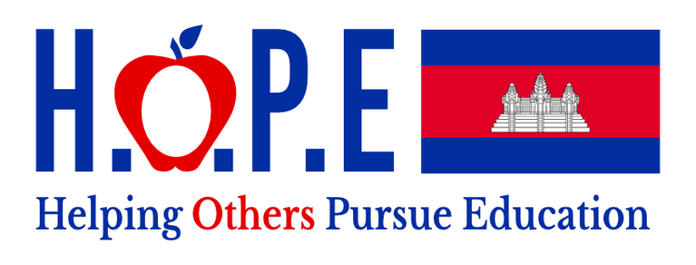 Helping Others Pursue Education logo