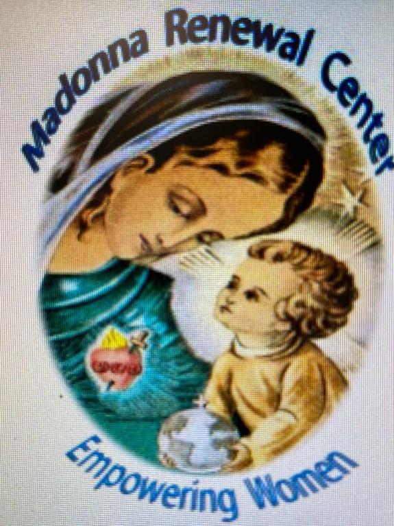 Madonna Renewal Center NFP logo