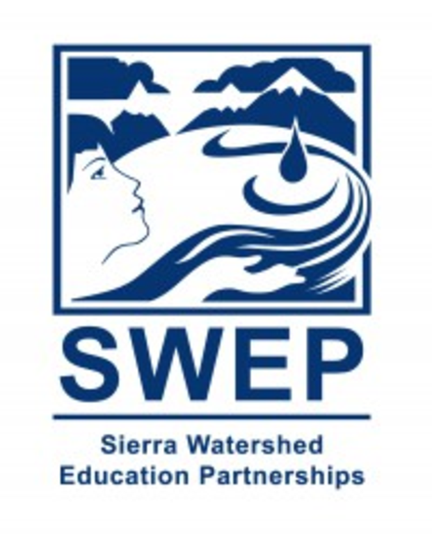 SIERRA WATERSHED EDUCATION PARTNERSHIPS logo