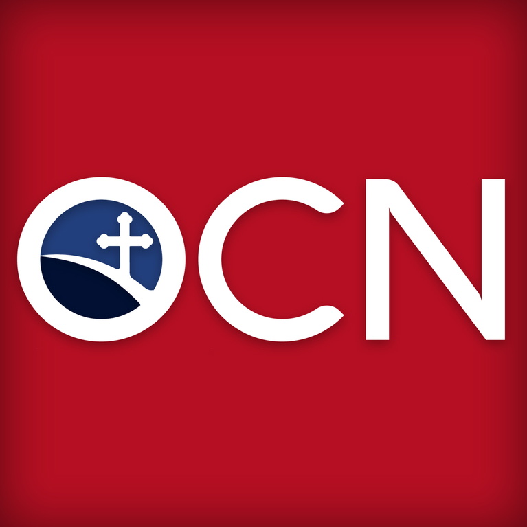 ORTHODOX CHRISTIAN NETWORK  logo