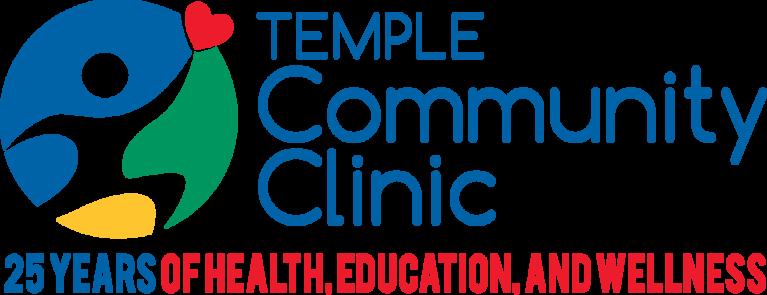 TEMPLE COMMUNITY CLINIC logo