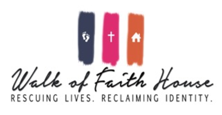 WALK OF FAITH HOUSE logo