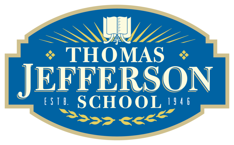 THOMAS JEFFERSON SCHOOL logo
