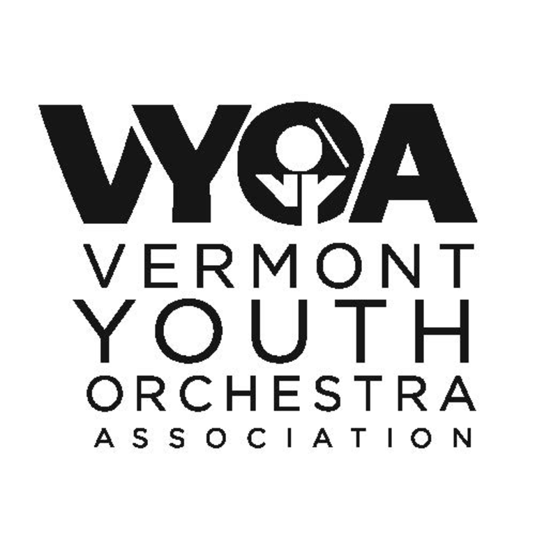 Vermont Youth Orchestra Association logo