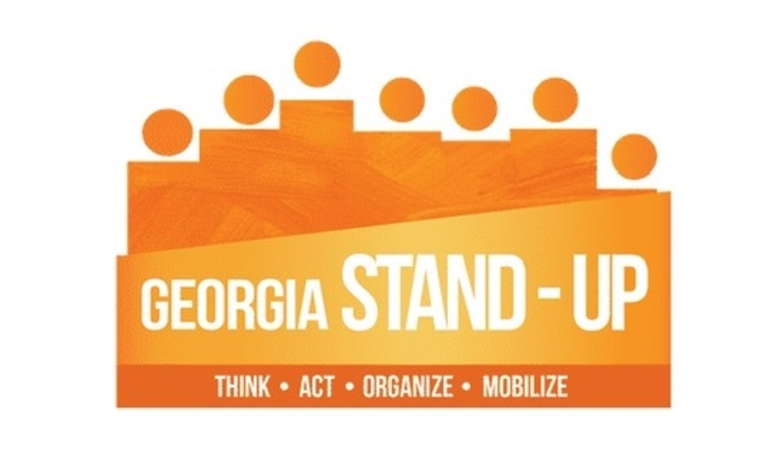 Georgia Strategic Alliance for New Directions and Unified Policies logo