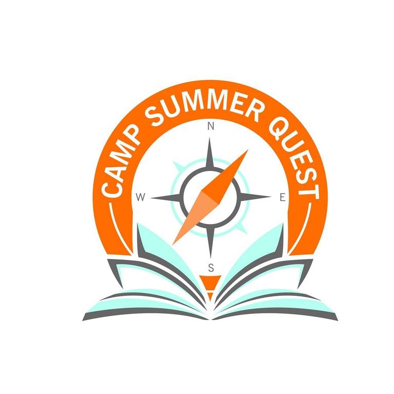 Camp Summer Quest logo