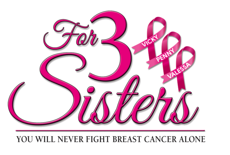 For 3 Sisters, Inc. logo