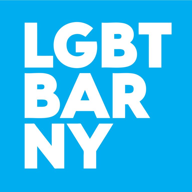 Lesbian and Gay Law Association Foundation of Greater New York logo