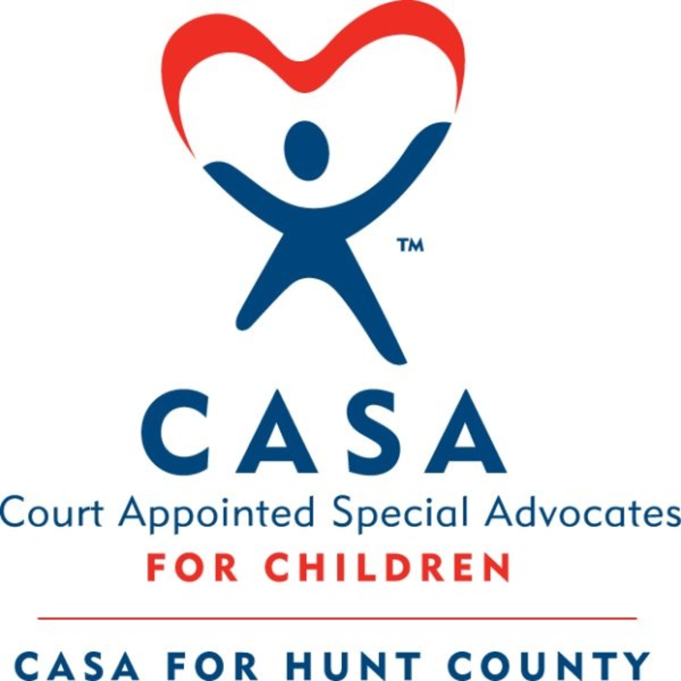 CASA FOR HUNT COUNTY INC logo