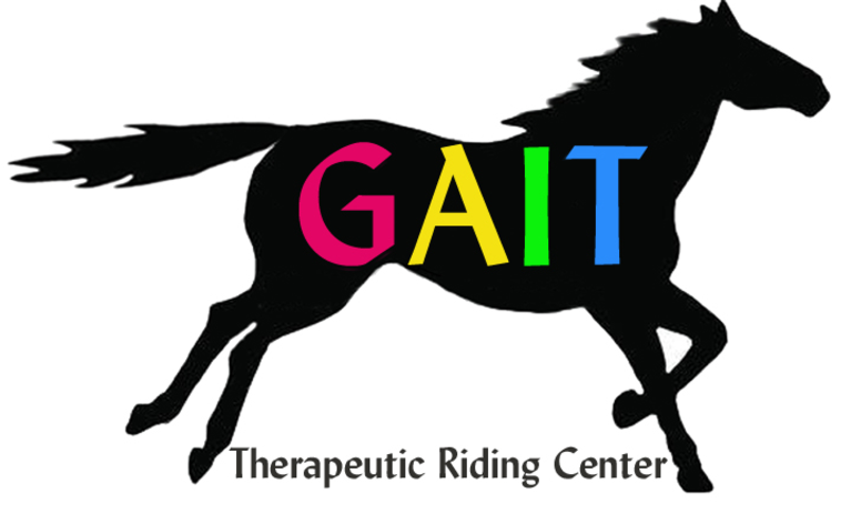 GAIT Therapeutic Riding Center logo