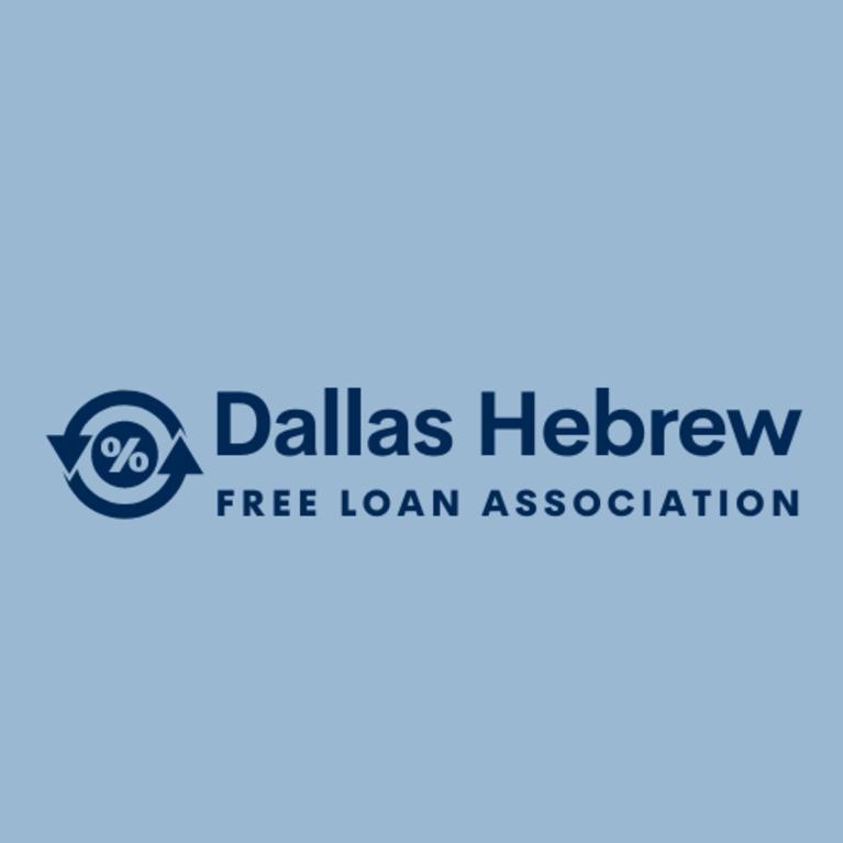 Dallas Hebrew Free Loan Association logo