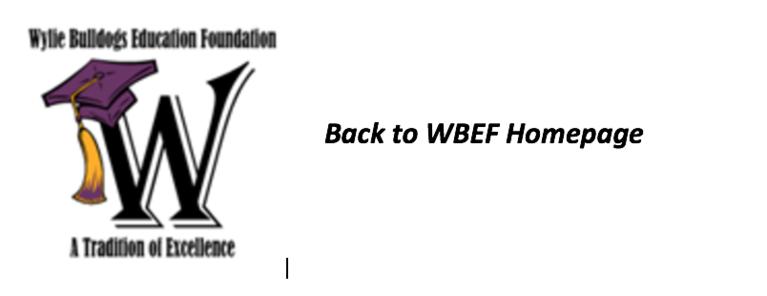 Wylie Bulldogs Education Foundation logo