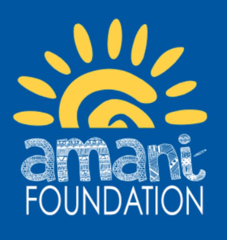 The Amani Foundation logo