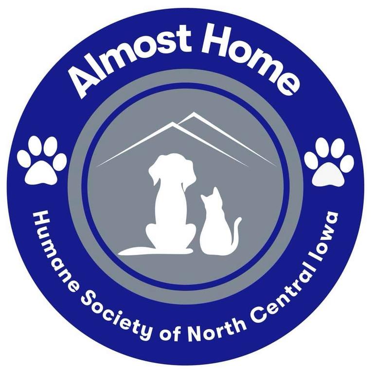 Humane Society of North Central Iowa logo