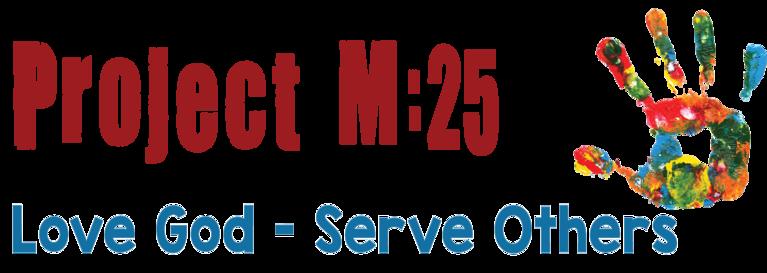 Project M25 logo
