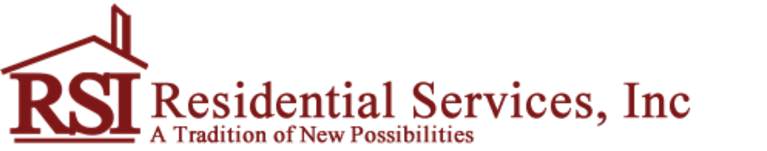 Residential Services, Inc. logo