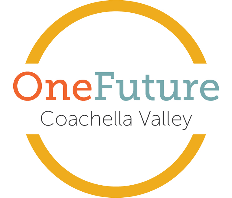 OneFuture Coachella Valley logo