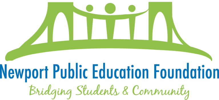 NEWPORT PUBLIC EDUCATION FOUNDATION logo