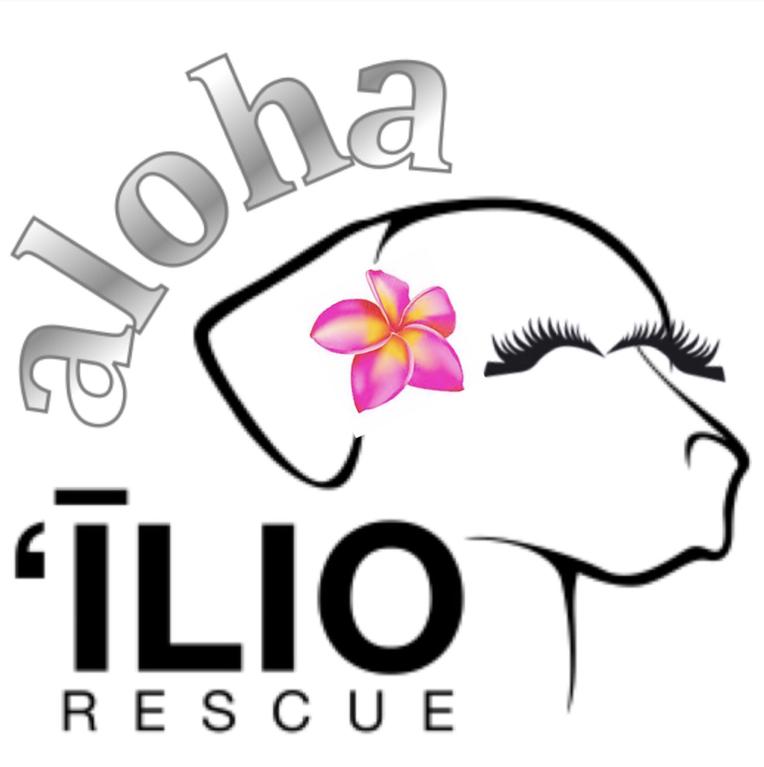 Aloha Ilio Rescue logo