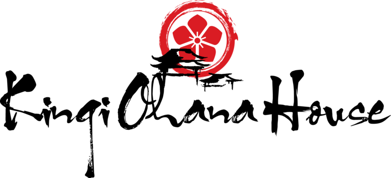 Kingi Ohana House logo