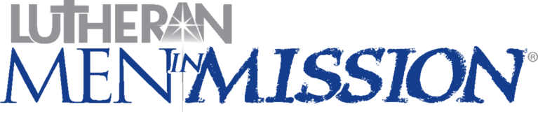 LUTHERAN MEN IN MISSION                                                logo
