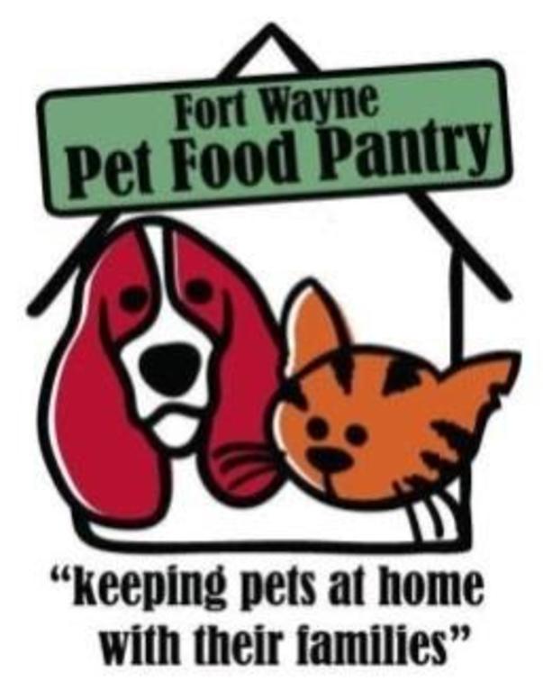 Fort Wayne Pet Food Pantry logo