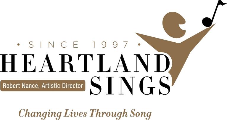 Heartland Sings, Inc. logo