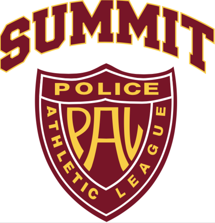 Police Athletic League of Summit N J logo
