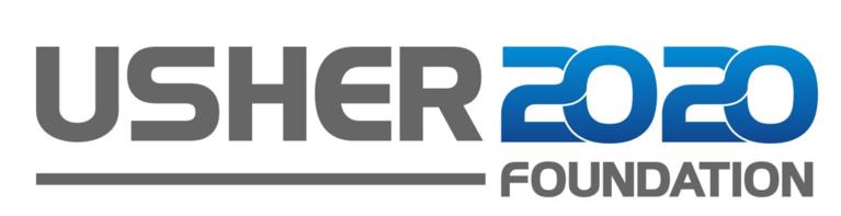 USHER 2020 FOUNDATION INC logo