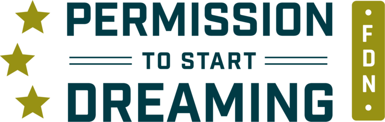 Permission To Start Dreaming Foundation logo