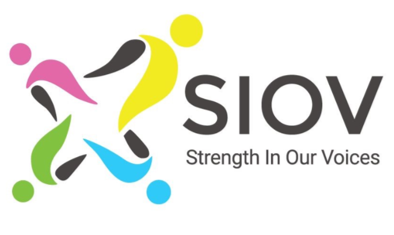 STRENGTH IN OUR VOICES logo