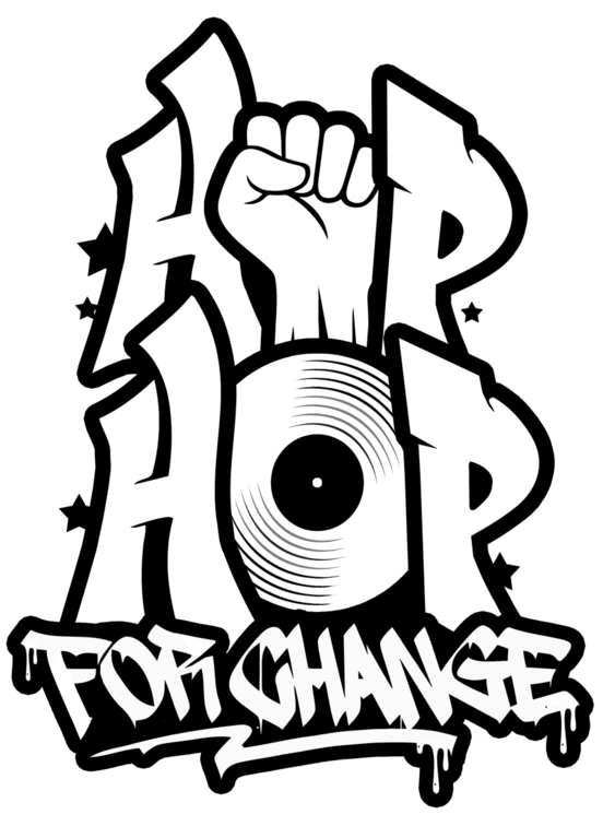 HIP HOP FOR CHANGE INC logo
