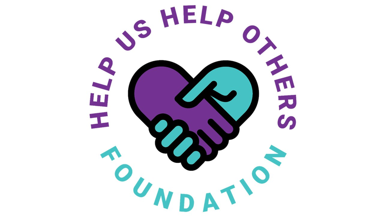 Help Us Help Others Foundation logo