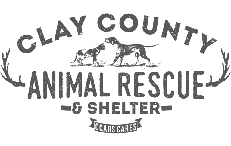 CLAY COUNTY ANIMAL RESCUE AND SHELTER logo