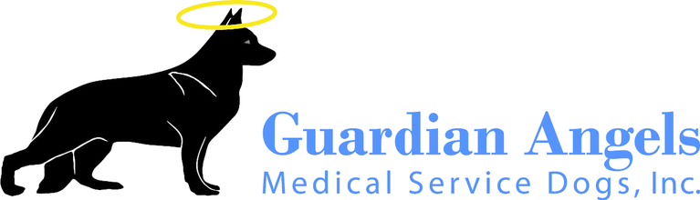 GUARDIAN ANGELS MEDICAL SERVICE DOGS INC logo
