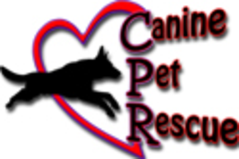 Canine Pet Rescue Corp logo