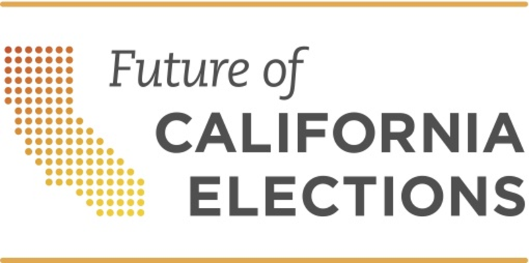 Future of California Elections logo