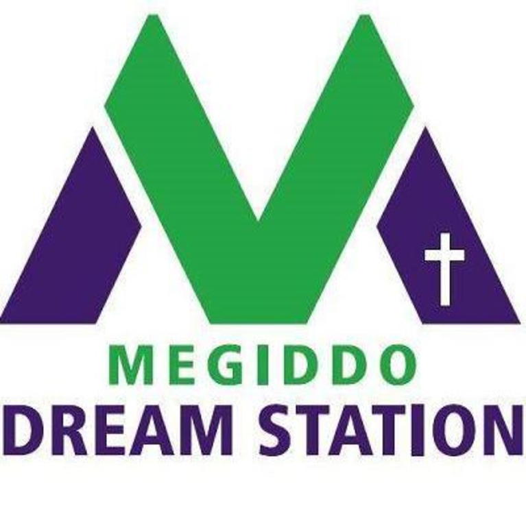 MEGIDDO DREAM STATION logo